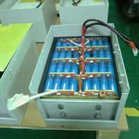 IEC, UN Approved 12V 500Ah Lithium ion LiFePO4 Battery Pack with BMS