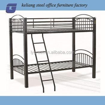 Wholesale factory price hotel metal bed frame A43