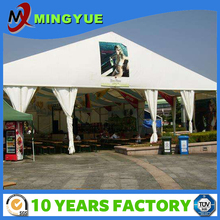 800 people large outdoor ceremony celebration festival event wedding marquee tent