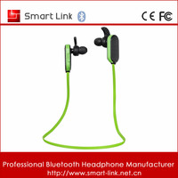 Portable noise cancelling bluetooth headset for out door sport fans