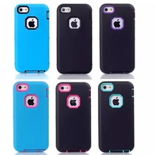 New Product Fashion Modeling Cheap Silicon Mobile Phone Case for Apple iphone5c