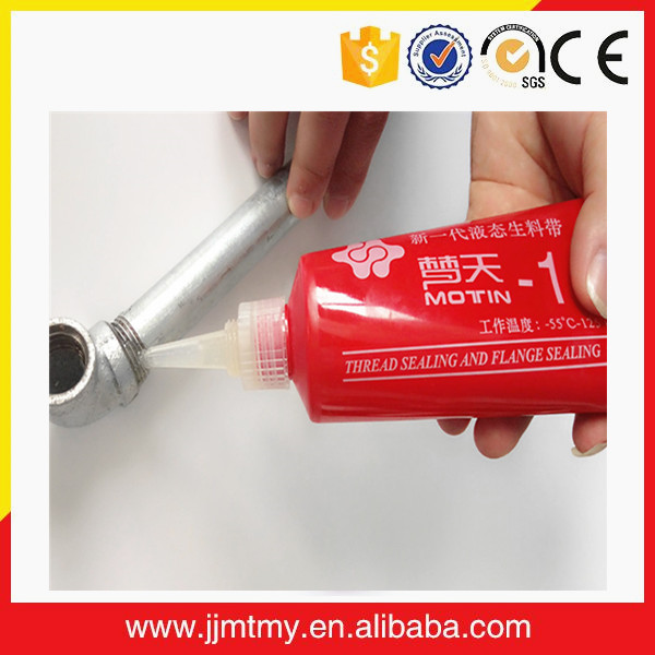 High Strengh Thread locker Adhesive for Fire Fighting Pipe Sealant