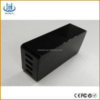 Portable charging station 5v 8a multi usb charger 4 ports universal battery charger for mobile phone
