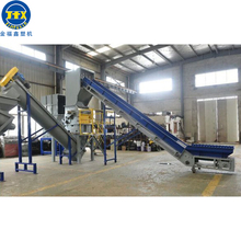 Garbage bags PP PE waste Plastic Film Washing & Drying and recycling Line machinery