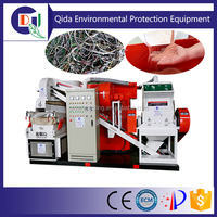 China Manufacturer QD-600C Waste Electrical Cable Recycling and Granulating Machine