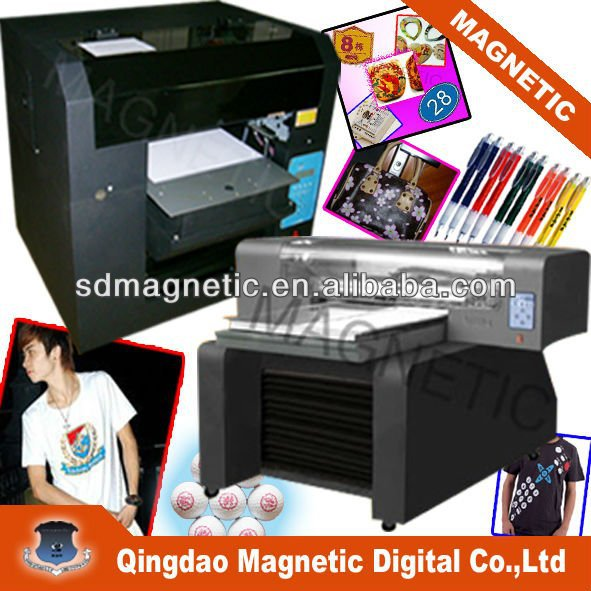 new t-shirt printer/t-shirt printing machine