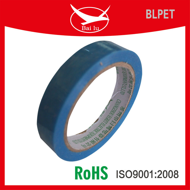 BAILU PET protection tape/blue protective tape