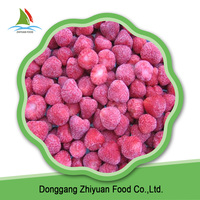 China honey big frozen strawberry