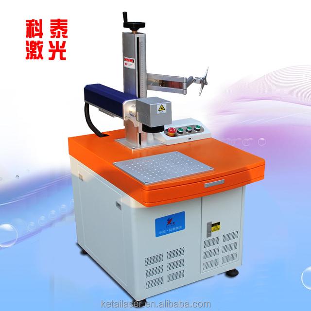20W Fiber Jewelery engraving machine metal Laser Marking Machine