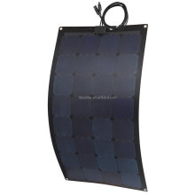 Hubei Sunpower best price 12V 100w frameless flexible solar panels