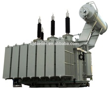 Good quality 138kv 35 mva oil immersed power transformer