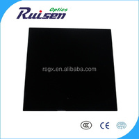 Ultraviolet optical glass sheet for Face recognition instrument,ZWB2