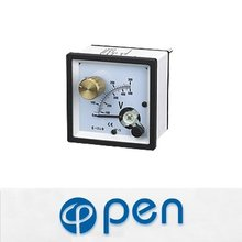 Square Type Moving Iron AC Voltmeter with Selector Switch,panel meter