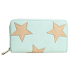 Top grade fashion card holder custom leather magic wallet for women