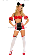 lingerie The game uniform Mickey is uniform Club Christmas outfit