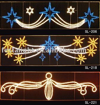 New years decoration LED lighting