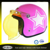 DOT Unique open face motorcycle helmet cheap motorcycle helmet supplier