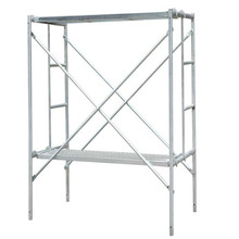 HF-2612 Tianjin Shisheng Group Construction 914x1219mm Ladder Type( H type) Frame Scaffolding for Construction