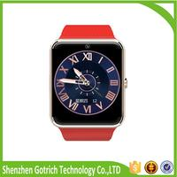 2016 gotrich android watch mobile touch screen smart watch phone made in China
