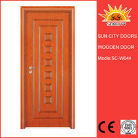 selling well around world wood door pictures from China SC-W044