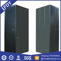 High Quality network Customized galvanized stamping sheet metal network cabinet