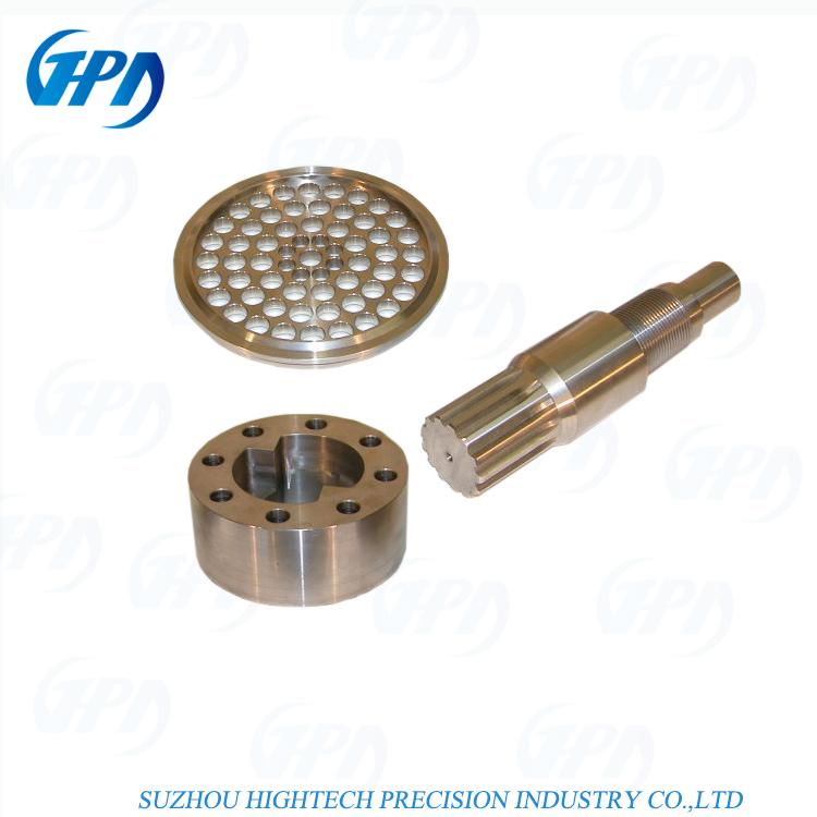 Precision Parts For Unmanned Aerial Vehicle Precision CNC Machining Uav Parts