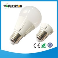 220volt energy saving E27 led lighting bulbs 5w