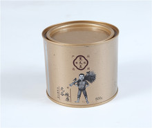 Wholesale High Quality Colored Metal Food Packaging Can