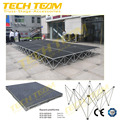 Outdoor STX Lighting Folding Stage, Folding Event Stage, Protable Event Lighting Staging