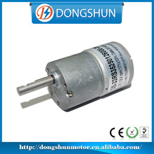 DS-33RS3525 long life expectancy 1000 hour geared dc motor 12v