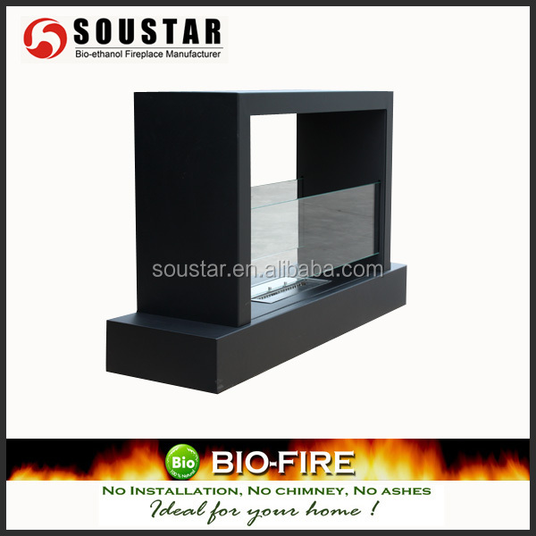 High quality Fireproof material fireplace