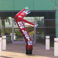 2017 Wholesale different shape customized inflatable air dancer sky dancer wacky waving