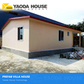 Eco convenient durable luxury well designed prefab steel bungalow house style plans and drawings projects prefabricated villa