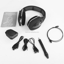 New wireless digital transmit overhead gaming detachable mic headphone for PS4 PS3 Xbox 360 Xbox one PC Mac