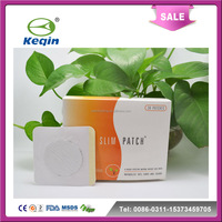 2014 Hot Sale Botanical Slim Patch/ weight loss pad