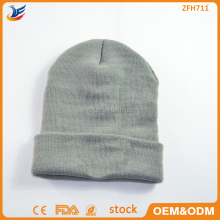 wholesale Colorful slouch Beanies Knitted Beanie /Custom Beanie Hats/winter knitted hat