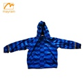 Fashion Waterproof Ladies PU Raincoat Jacket
