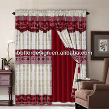 2PCS Curtains Designs Pictures Of Latest Curtain Fashion Designs New Model