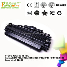Office Supplies Compatible for Canon LBP-3500 Toner Cartridge (PTCRG-309/509-7516A)