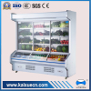 fruit/vegetable display chiller for supermarket