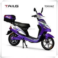 48V luxury electric scooter small cheap lead-acid battery pedal mopeds electric motorbike for sale