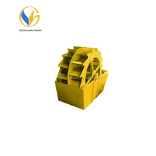 Best performance Bucket Wheel Sand Washer with good price from YIGONG machinery