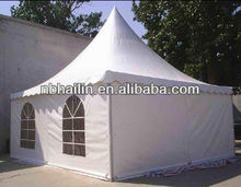 Factory sell aluminum pagoda tent, marquee, wedding tent and party tent even tent