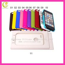 2012 new electroplating frosted hard protective case for iphone 5,pc tpu case for iphone5