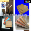 18mm melamine faced chipboards from China factory