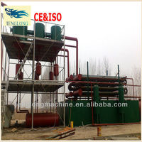 2016 plastic industry electric vacuum pyrolysis furnace for filter cleaning recycling machine