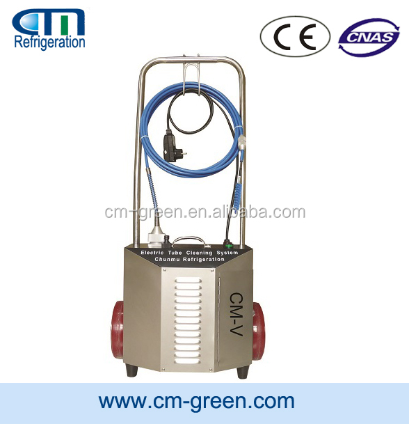 CM-V Tube Cleaner for freezer and central air conditioning