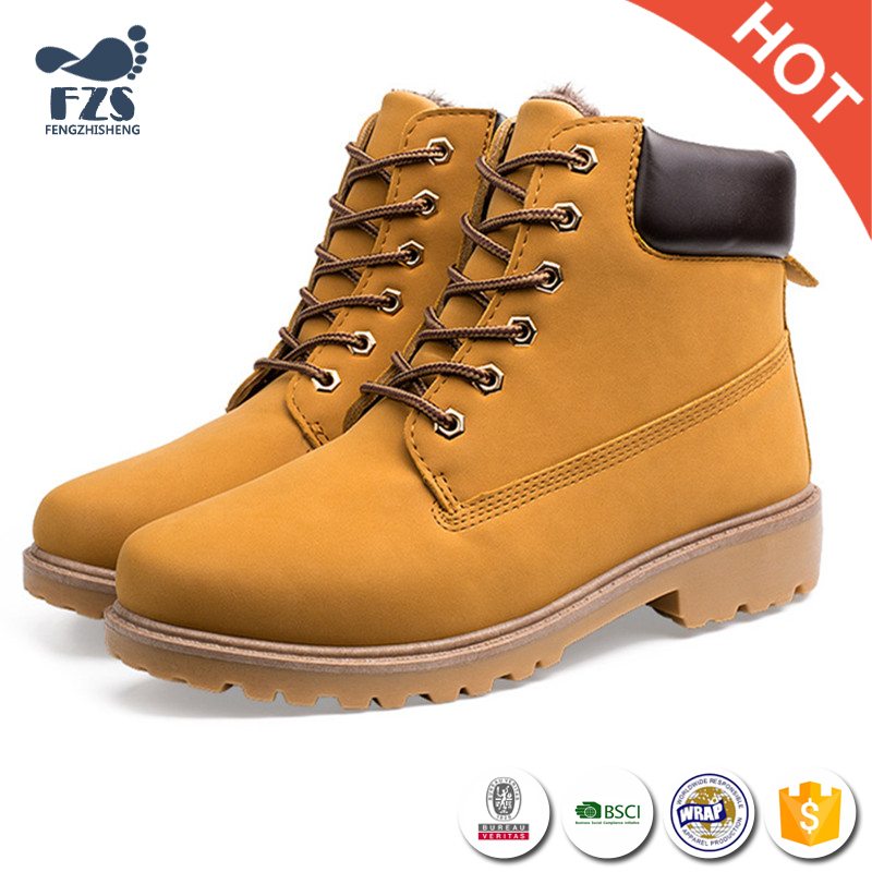 HFRTA179 2016 famous wool warm winter footwear shoes for adults men