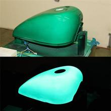 new product green blue glow in the dark plasti dip