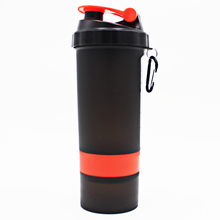 Top Lid Big Mouth Protein Joyshake Bottle Reviews/ Plastic Protein Shaker Bottle Joyshake